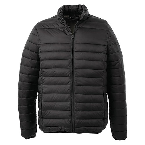 The Weather Shield Puffer- Black