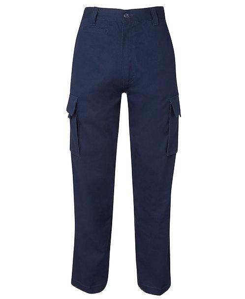 JB's Mercerised Work Cargo Pant 6MP Perfect Fit - Navy