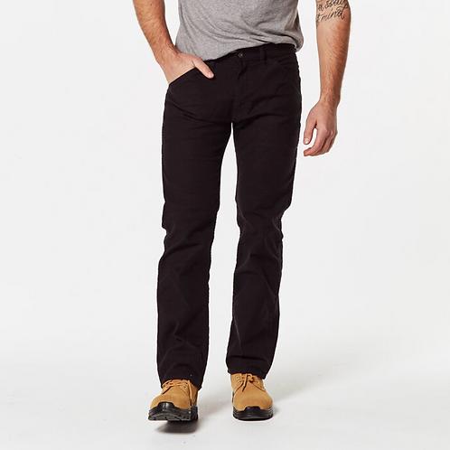 LEVI'S® 511™ SLIM FIT WORKWEAR PANTS - BLACK CANVAS