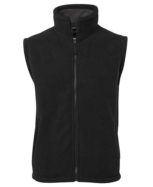 Shepherd Vest Black/Charcoal