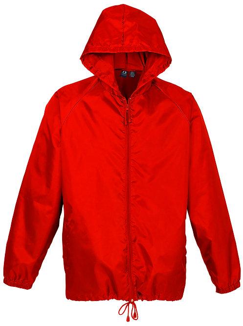 Unisex Base Jacket Red