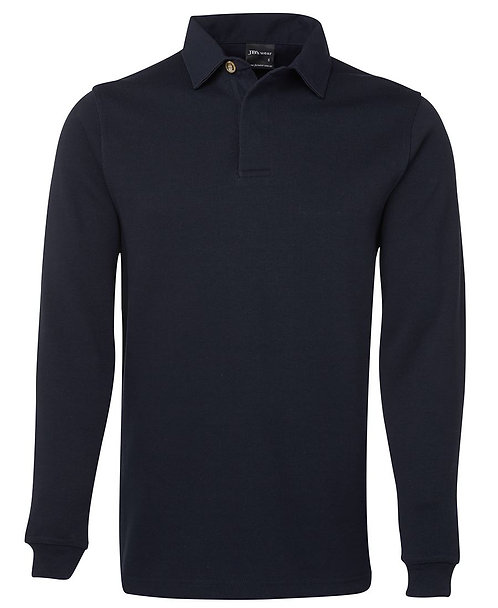 2 Tone Rugby - Navy