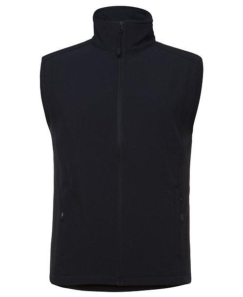 Men's Layer Soft Shell Vest Navy