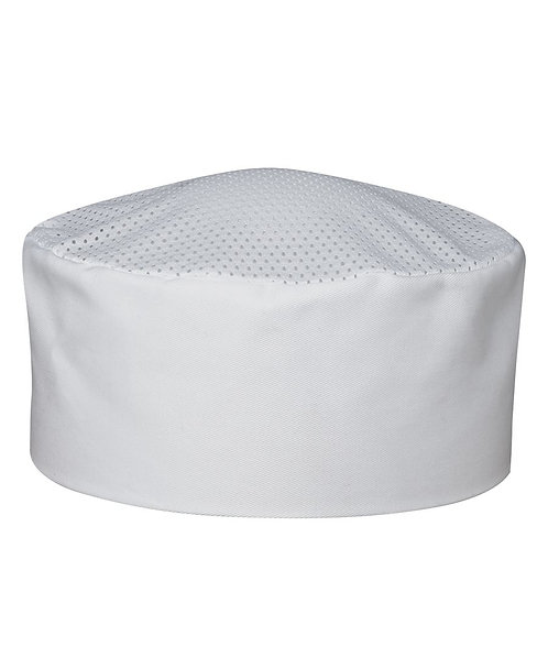 Chef's Vented Hat - White