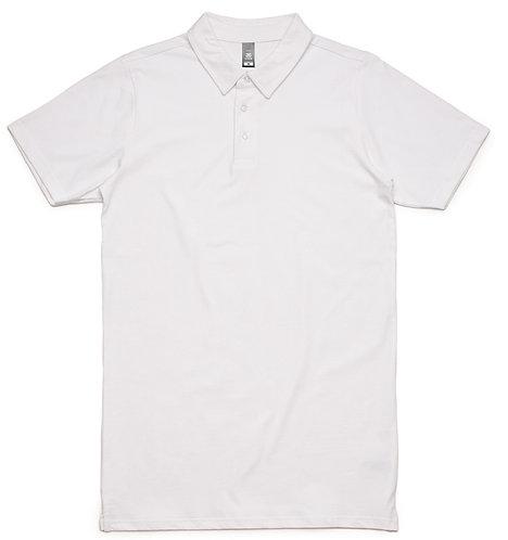 AS Colour Chad Polo - White