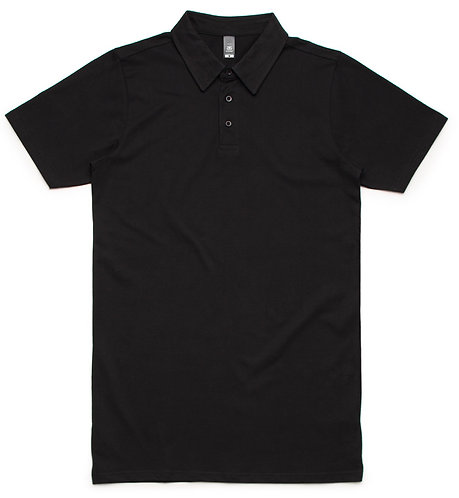 AS Colour Chad Polo - Black