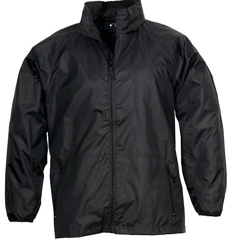 Spinnaker Unisex Jacket Black