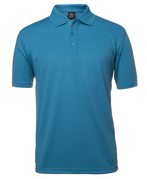Podium Sport 100 Polo Shirt - Aqua