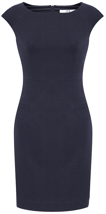Womens Perfect Stretch Dress - Navy
