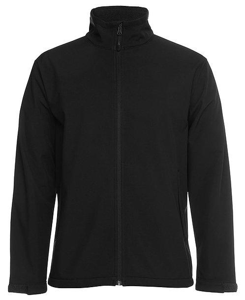 Water Resistant Softshell Jacket - Black