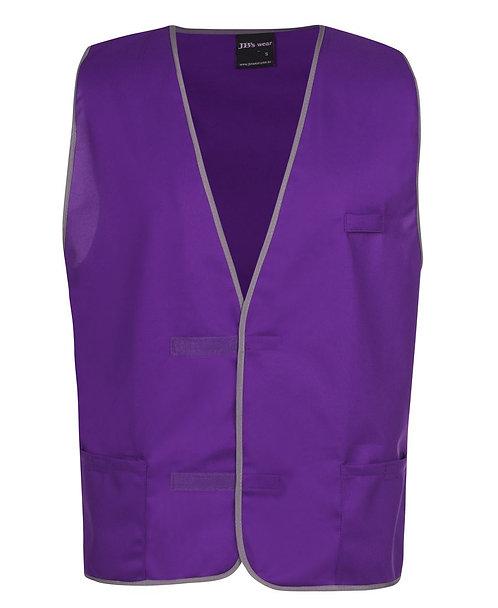 Fluro Vest - Purple