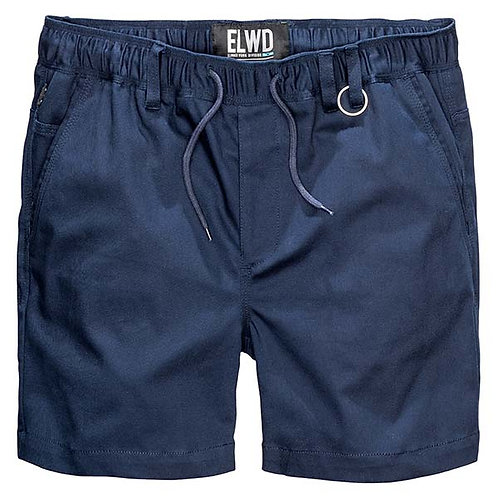 ELWD Elastic Basic Short - Navy