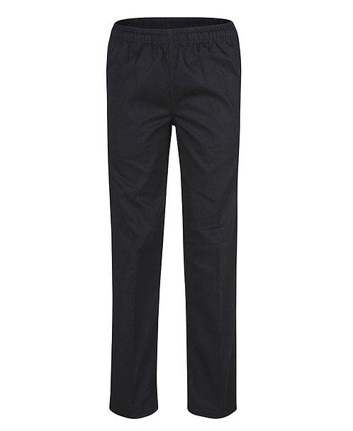 Ladies Elasticated Pant - Black