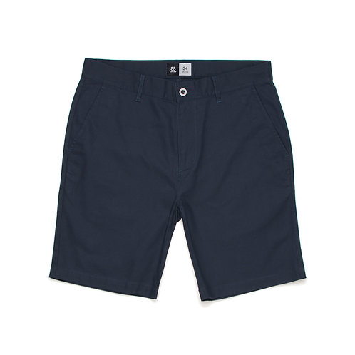 AS Colour Chino Short Navy - Available from