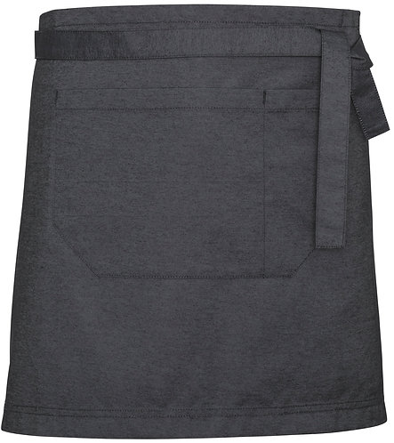 Slate Easy Waist Apron with Changeable Straps
