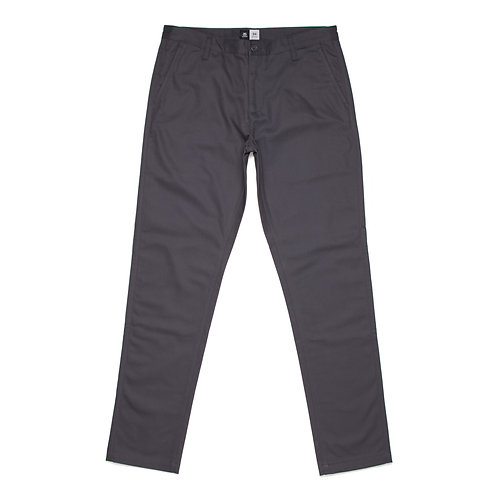 AS Colour Standard Chino Work Pant Charcoal - Available from