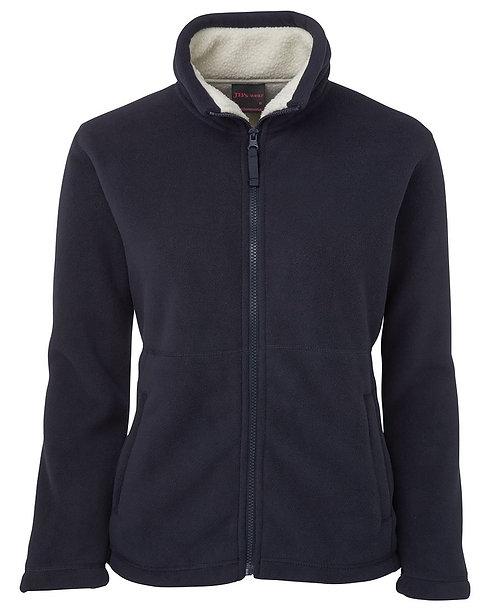 Ladies Shepherd Jacket Navy/White