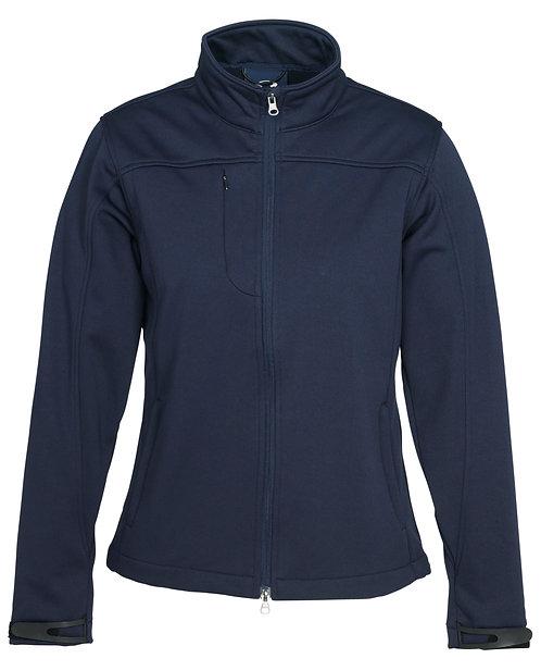 Mens Tech Soft Shell Jacket - Navy