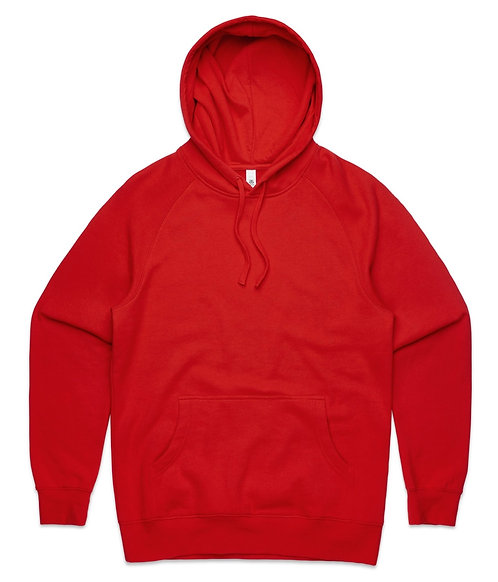 AS Colour Mens Supply Hood Red - Available From