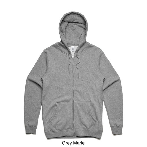 AS Colour Index Zip Hood - Available from