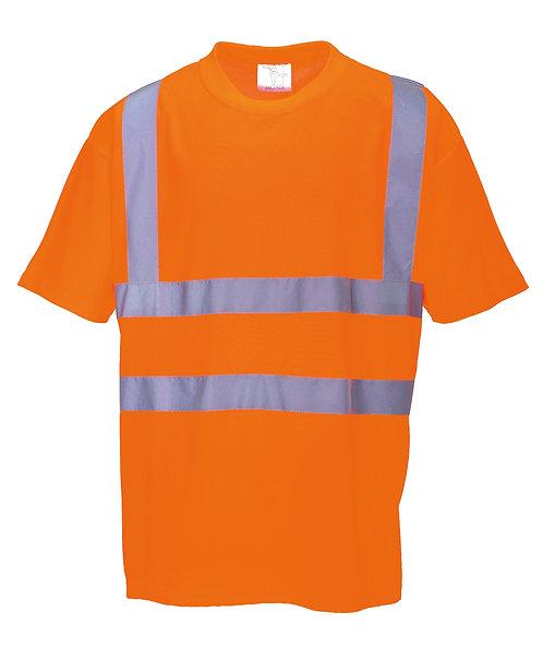 Hi-Vis T-Shirt RIS - Orange