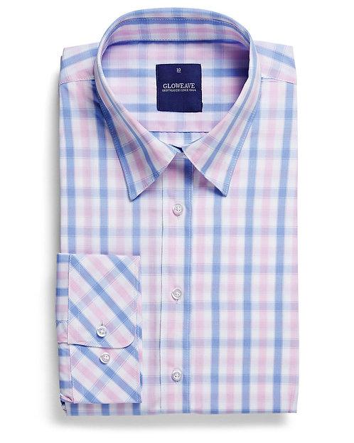 Womens Soft Tonal Shirt Pink