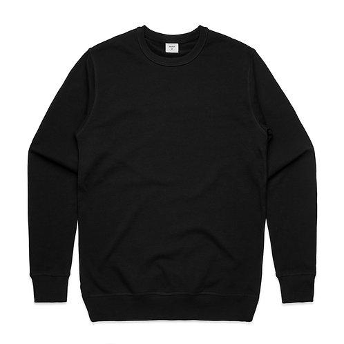 AS Colour Premium Crew - Black