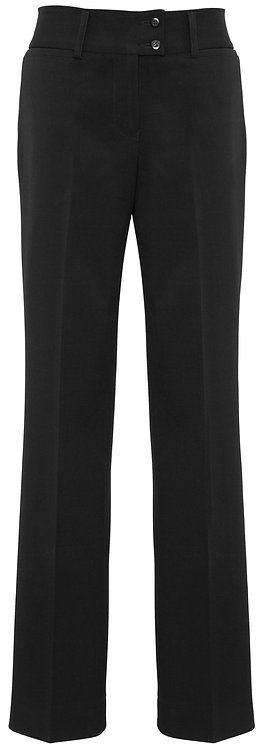 Womens Perfect Fit Pant Type C - Black