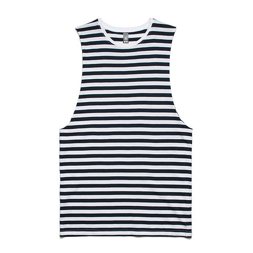 AS Colour Unisex Stripe Tank - Available from