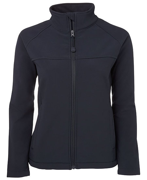 Ladies Layer Soft Shell Jacket Navy