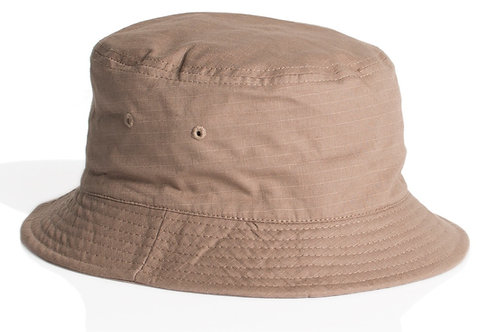AS Colour Bucket Hat Khaki - MOQ 5