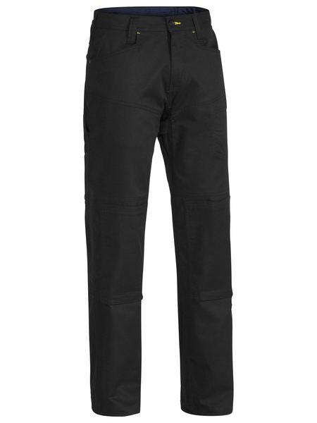 Bisley X Airflow Ripstop Vented Work Pant - Black