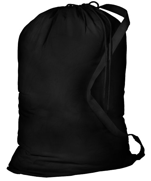 Laundry Bag Black - MOQ 10