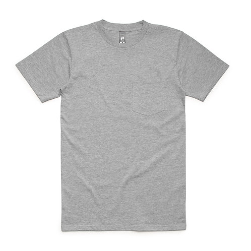 AS Colour Mens Classic Pocket Tee - Available from