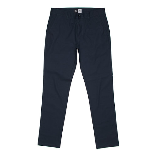 AS Colour Slim Chino Pant Navy - Available from