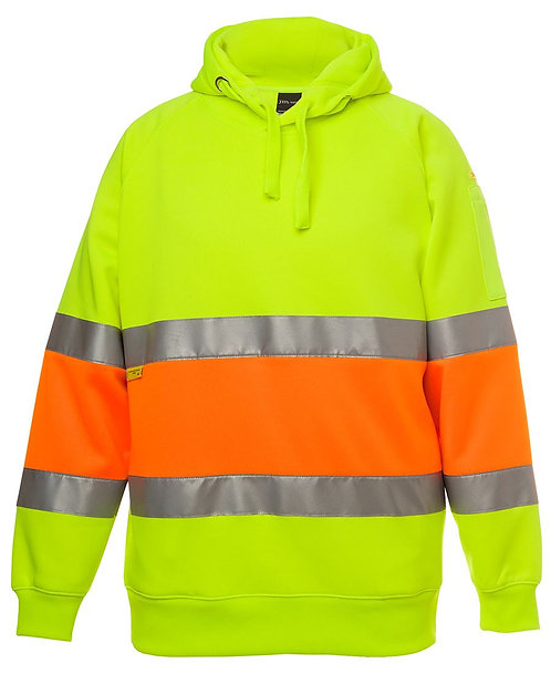 Biomotion (D+N) Pullover Hoodie with Reflective Tape