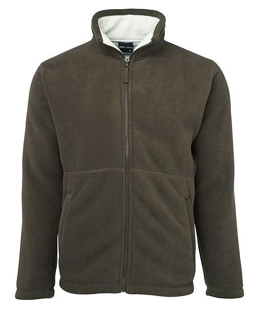 Men's Shepherd Jacket Brown/White