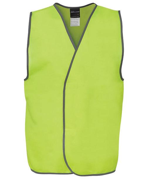 Hi Vis Safety Vest - Lime