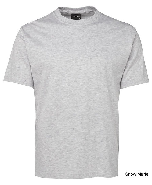 Mens 100% Cotton Tee MOQ 10 - 12 Colours Available
