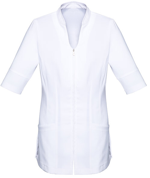 Womens Bliss Tunic - White
