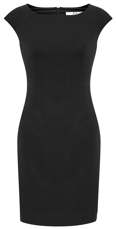 Womens Perfect Stretch Dress - Black