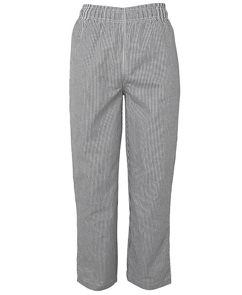 Chefs Elasticated Pant -Check