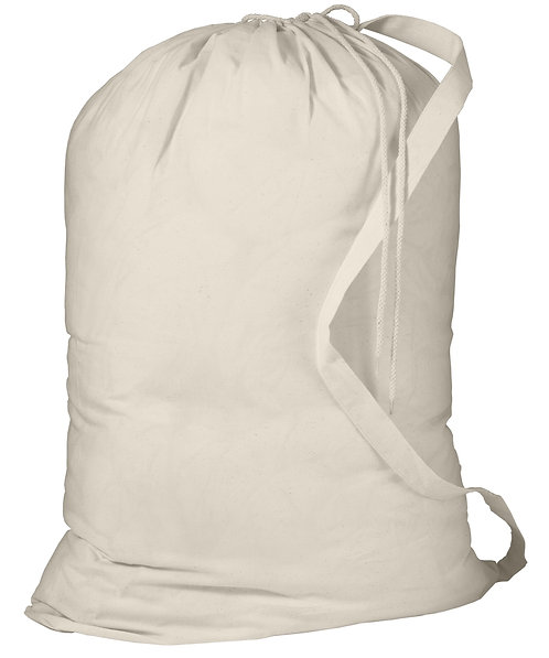 Laundry Bag Natural - MOQ 10