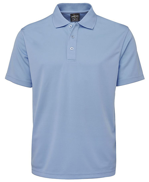 Podium Sport 100 Polo Shirt - Lt Blue