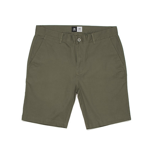 AS Colour Chino Short Army - Available from