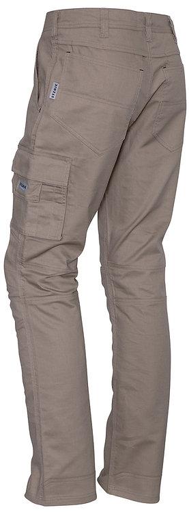 Syzmik Mens Rugged Cooling Cargo Pant - Khaki