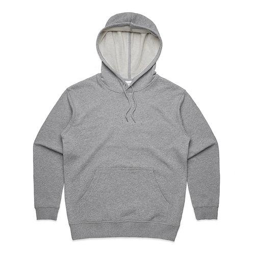 AS Colour Womens Premium Hood - Grey Marle