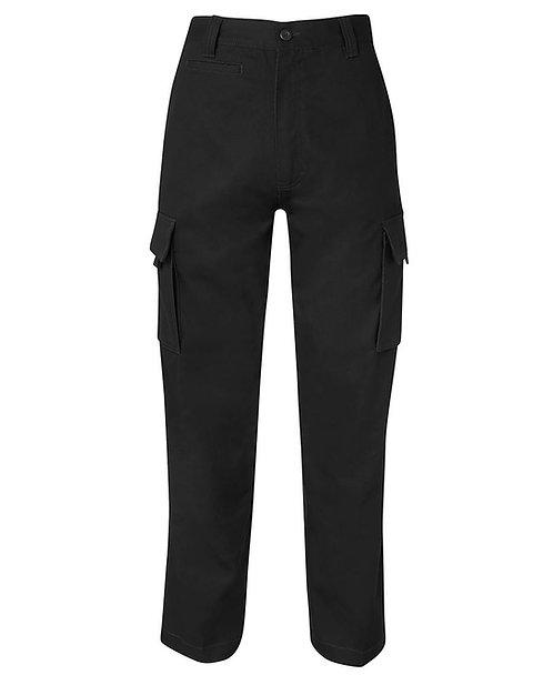 JB's Mercerised Work Cargo Pant 6MP Perfect Fit - Black