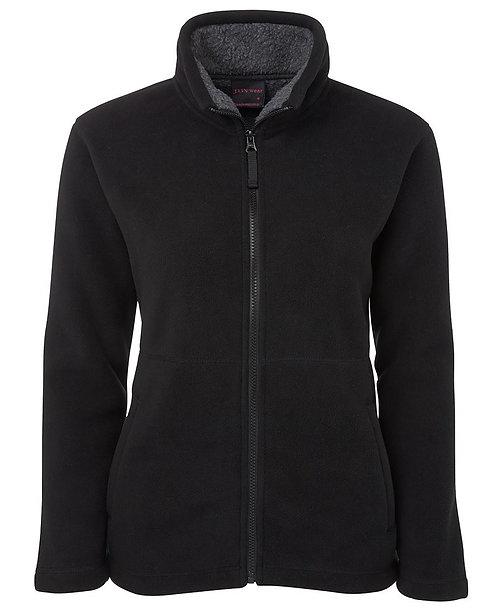 Ladies Shepherd Jacket Black/Charcoal