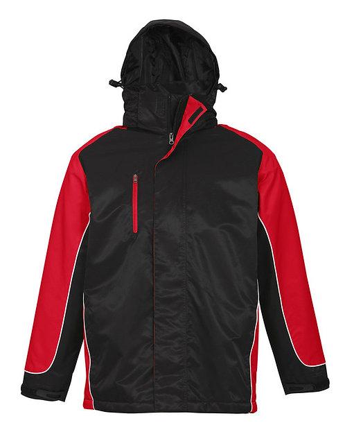 Nitro Jacket - Black/Red